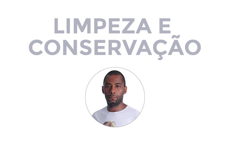 Limpeza e Conservação - Ricardo Machado