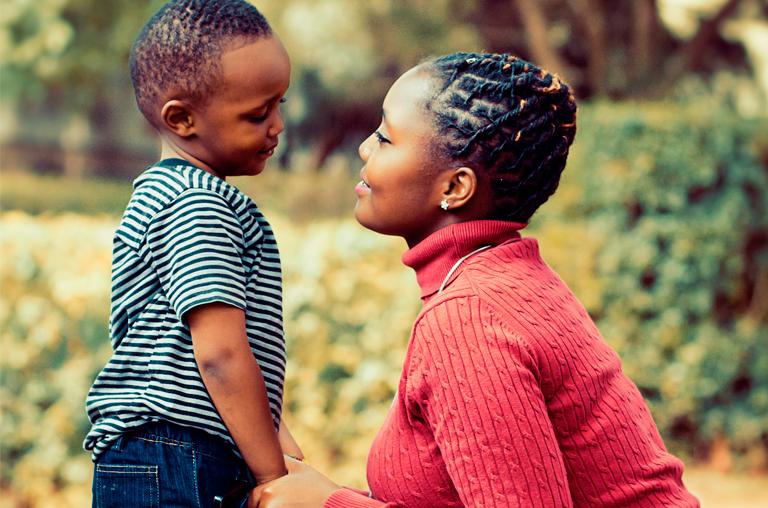 como estabelecer empatia e clareza na comunicação com os filhos